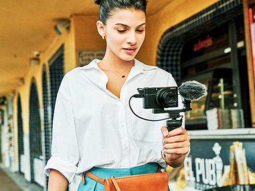 SONY デジタルスチルカメラ RX100M7